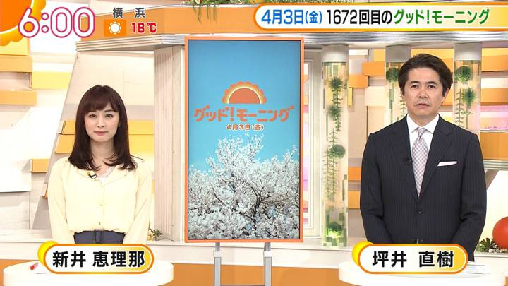 2020年04月03日新井恵理那の画像13枚目