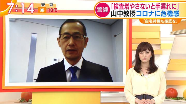 2020年04月03日新井恵理那の画像18枚目