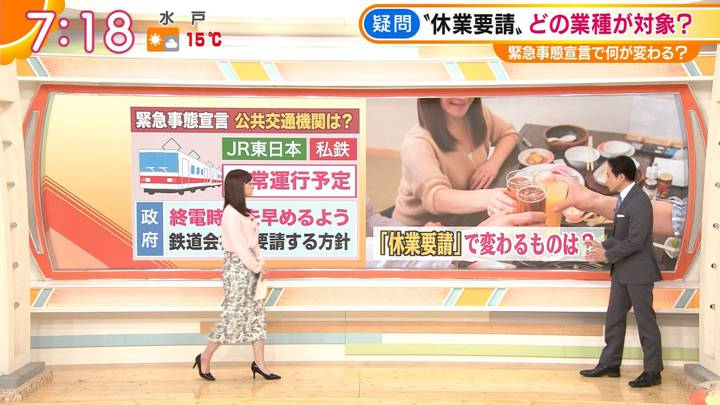 2020年04月07日新井恵理那の画像07枚目