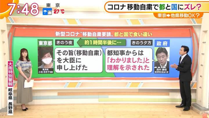 2020年07月08日新井恵理那の画像12枚目