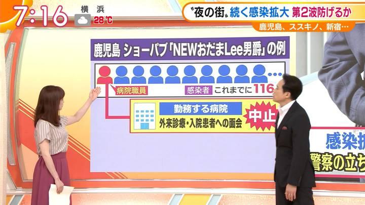 2020年07月21日新井恵理那の画像16枚目