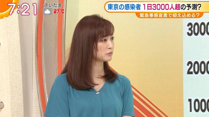 2020年07月24日新井恵理那の画像15枚目