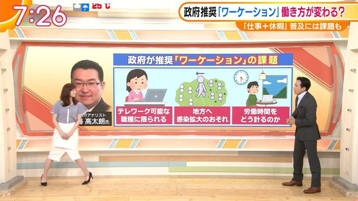 2020年07月30日新井恵理那の画像22枚目