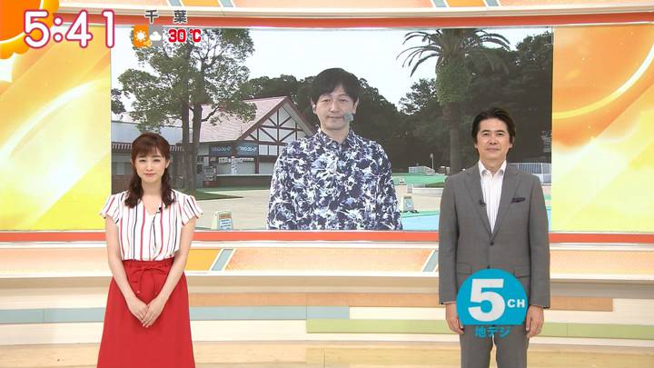 2020年08月03日新井恵理那の画像02枚目