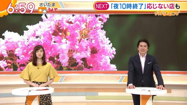 2020年08月04日新井恵理那の画像15枚目