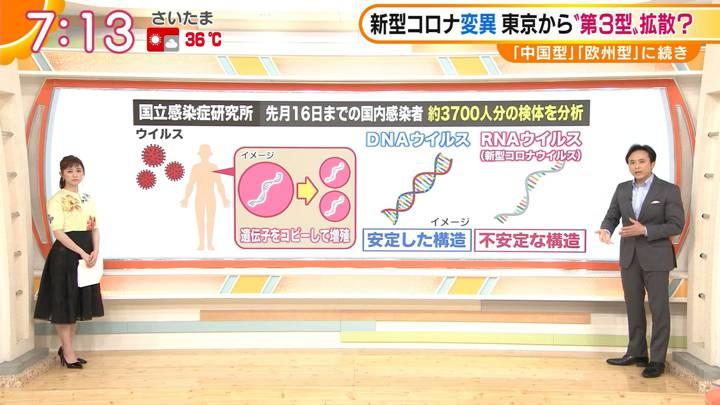 2020年08月10日新井恵理那の画像10枚目