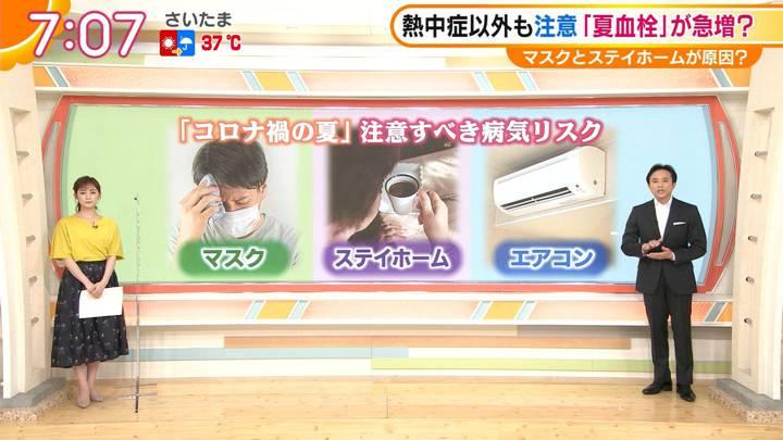 2020年08月12日新井恵理那の画像14枚目