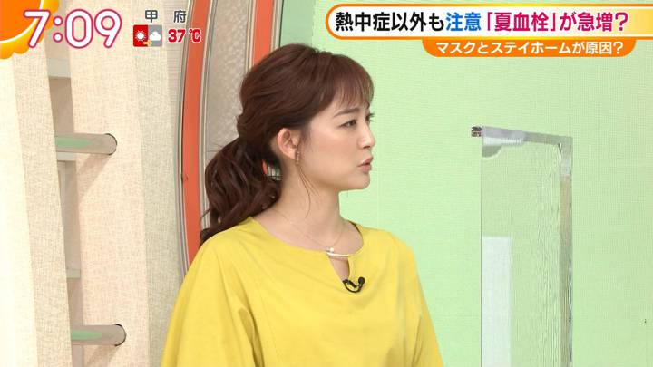 2020年08月12日新井恵理那の画像15枚目