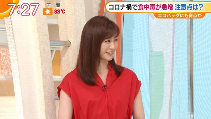 2020年08月19日新井恵理那の画像14枚目