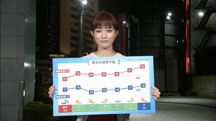 2020年09月26日新井恵理那の画像12枚目