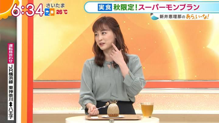 2020年10月05日新井恵理那の画像13枚目