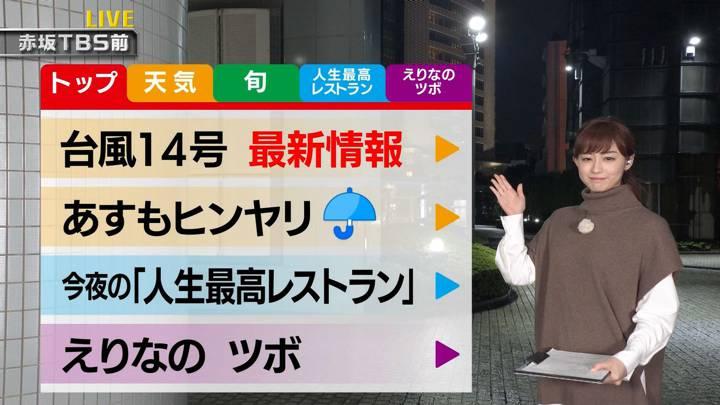 2020年10月10日新井恵理那の画像34枚目