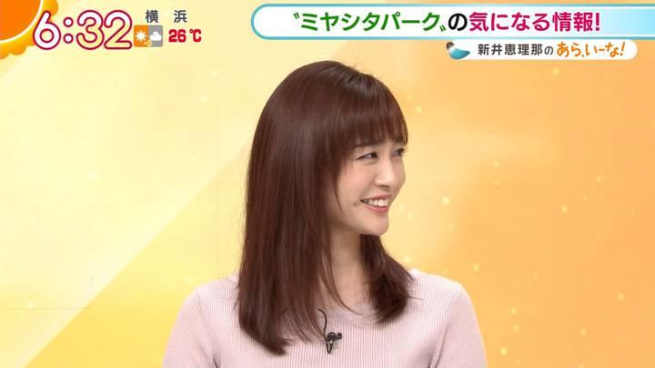 2020年10月13日新井恵理那の画像11枚目