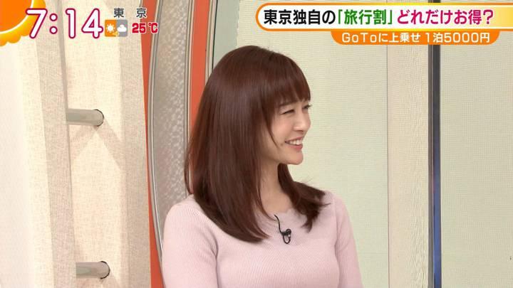2020年10月13日新井恵理那の画像23枚目
