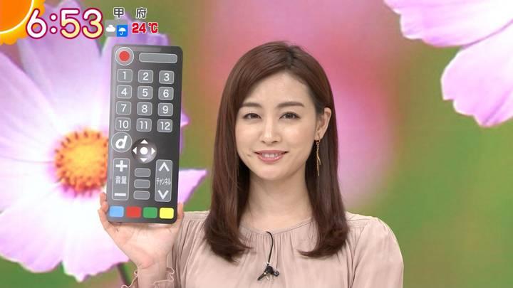 2020年10月14日新井恵理那の画像14枚目
