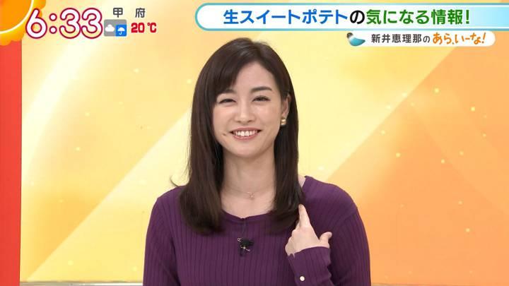 2020年10月15日新井恵理那の画像10枚目