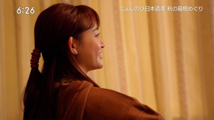 2020年10月18日新井恵理那の画像21枚目