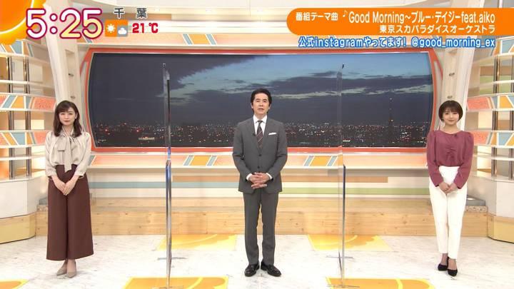 2020年10月27日新井恵理那の画像01枚目