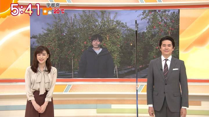 2020年10月27日新井恵理那の画像02枚目