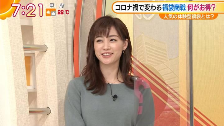 2020年10月29日新井恵理那の画像14枚目