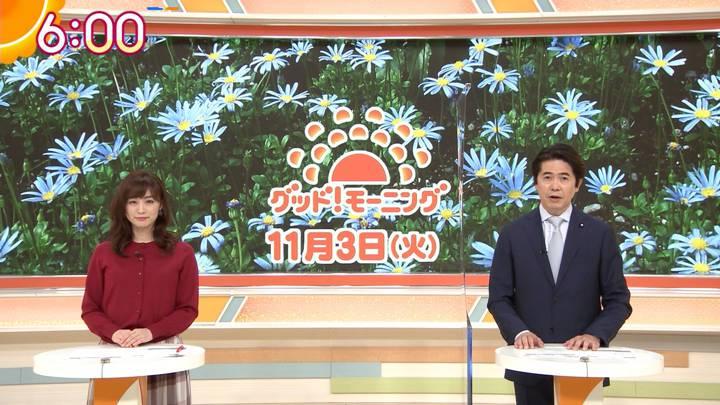 2020年11月03日新井恵理那の画像03枚目