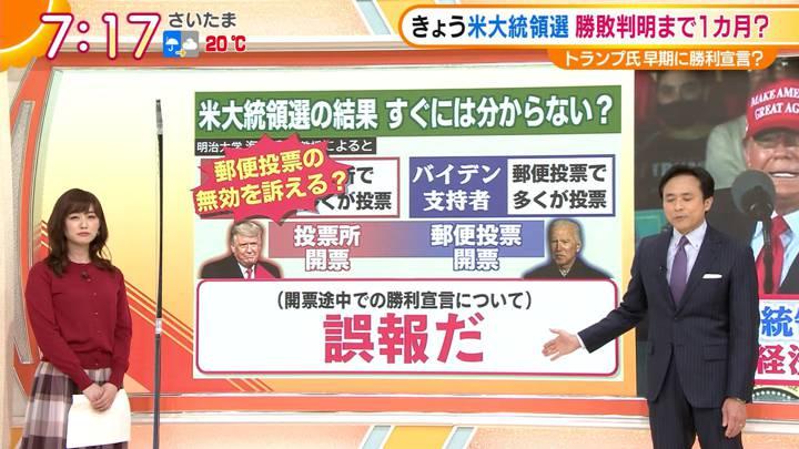 2020年11月03日新井恵理那の画像11枚目