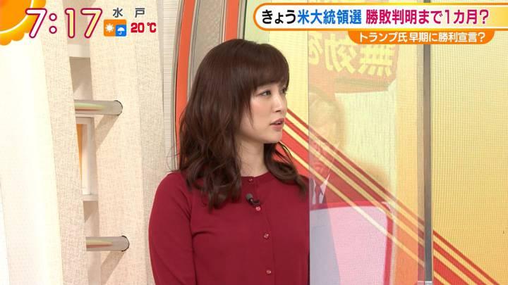 2020年11月03日新井恵理那の画像12枚目