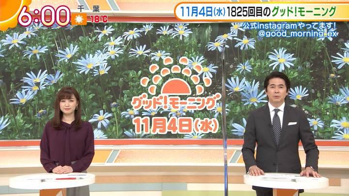2020年11月04日新井恵理那の画像03枚目