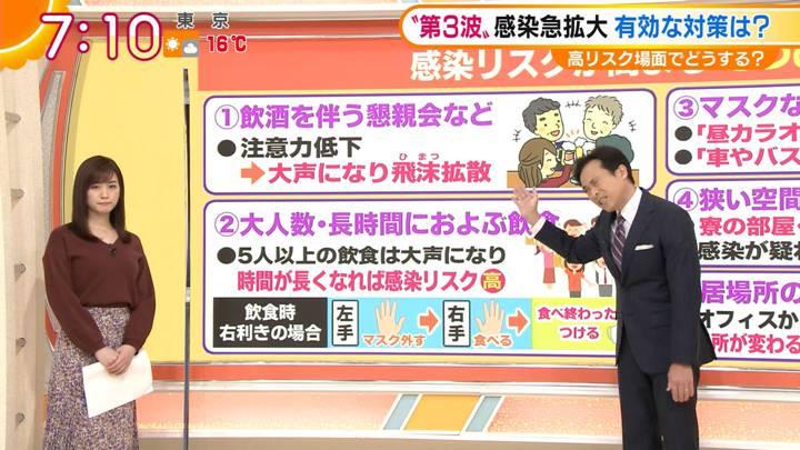 2020年11月12日新井恵理那の画像16枚目