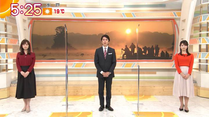 2020年11月13日新井恵理那の画像01枚目