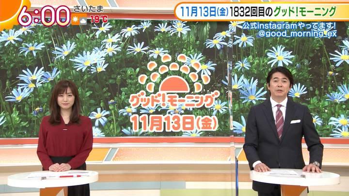 2020年11月13日新井恵理那の画像03枚目
