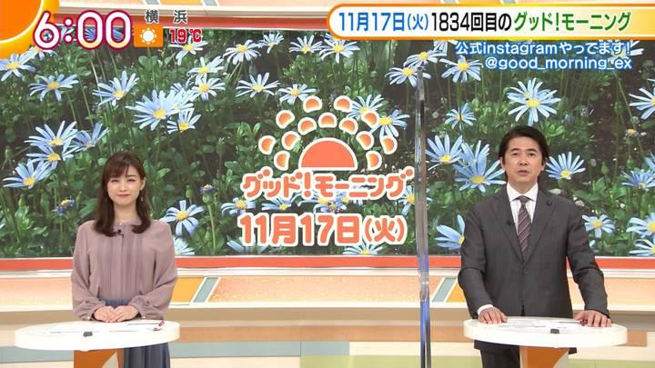 2020年11月17日新井恵理那の画像03枚目