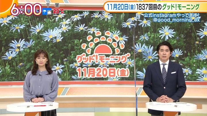 2020年11月20日新井恵理那の画像03枚目