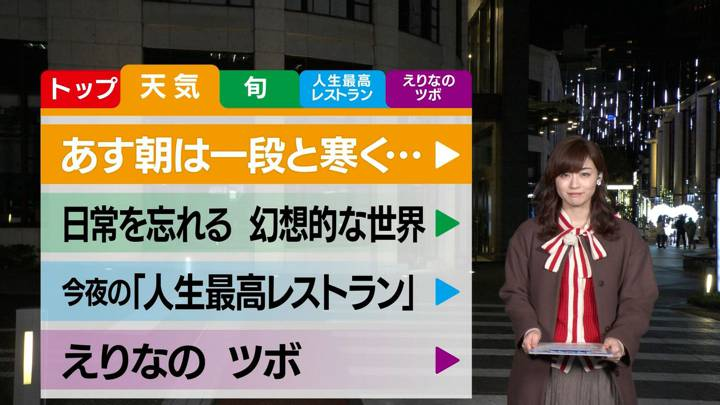 2020年11月21日新井恵理那の画像12枚目