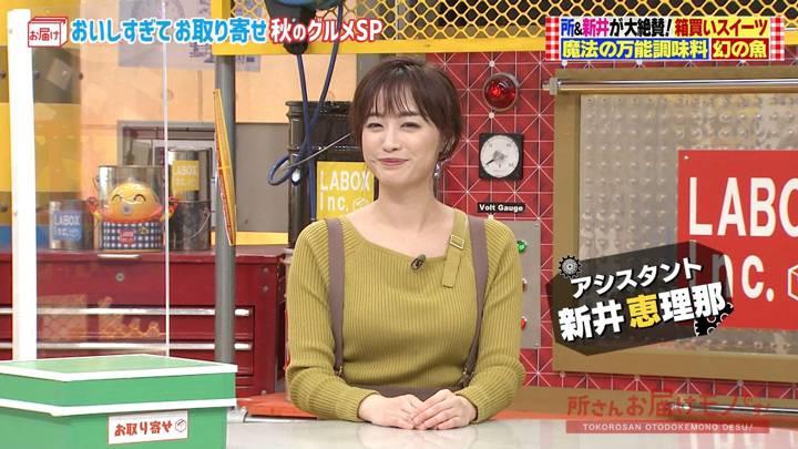 2020年11月22日新井恵理那の画像03枚目