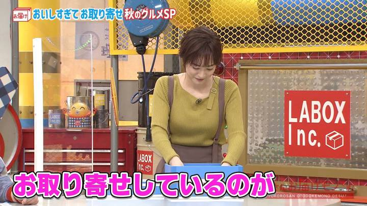 2020年11月22日新井恵理那の画像16枚目