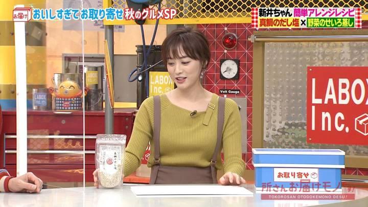 2020年11月22日新井恵理那の画像17枚目