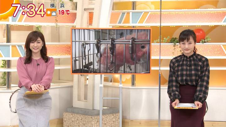 2020年11月23日新井恵理那の画像10枚目