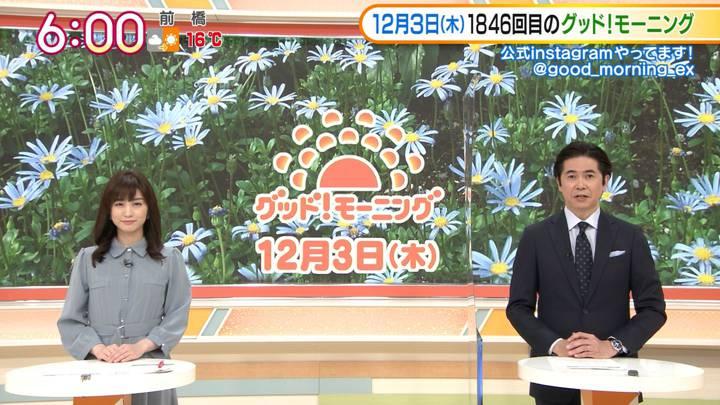 2020年12月03日新井恵理那の画像03枚目