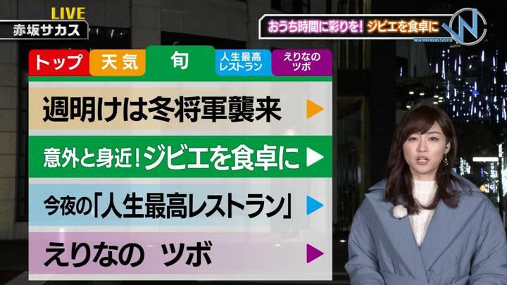 2020年12月12日新井恵理那の画像11枚目