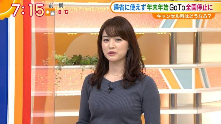 2020年12月15日新井恵理那の画像21枚目