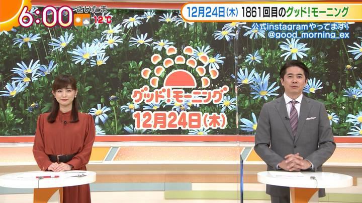 2020年12月24日新井恵理那の画像02枚目