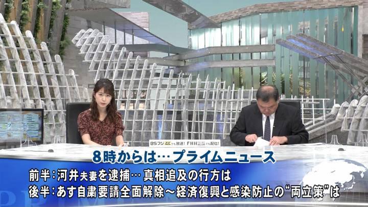2020年06月18日海老原優香の画像01枚目
