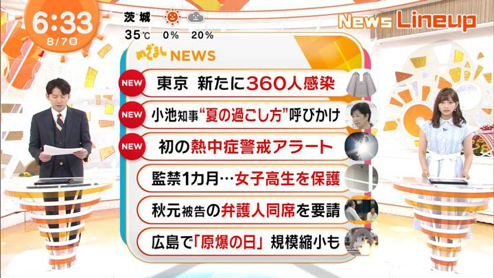 2020年08月07日藤本万梨乃の画像11枚目