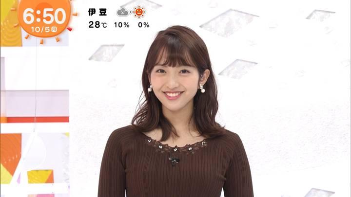 2020年10月05日藤本万梨乃の画像04枚目