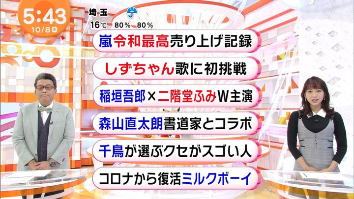 2020年10月08日藤本万梨乃の画像02枚目