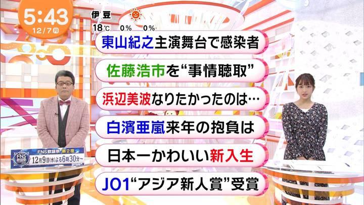 2020年12月07日藤本万梨乃の画像01枚目