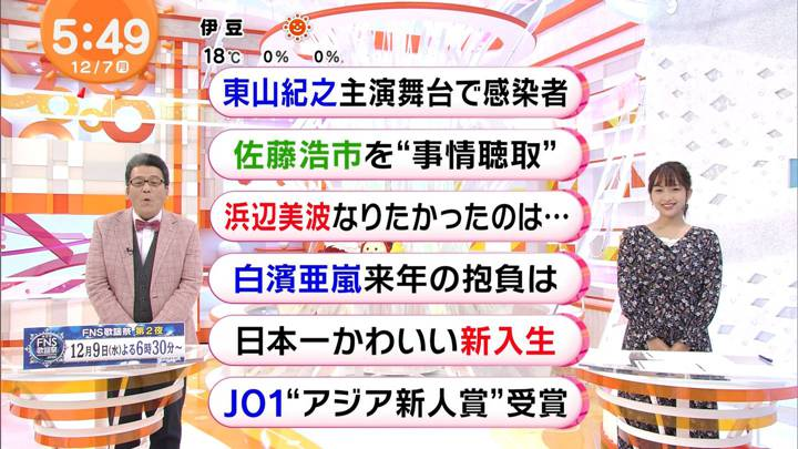 2020年12月07日藤本万梨乃の画像02枚目