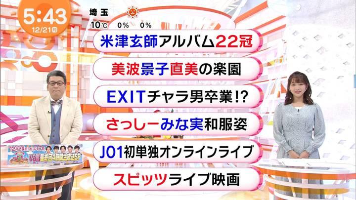 2020年12月21日藤本万梨乃の画像01枚目