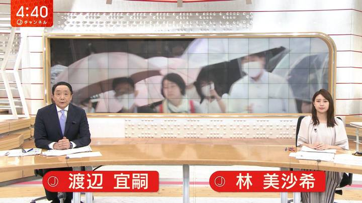 2020年06月22日林美沙希の画像01枚目